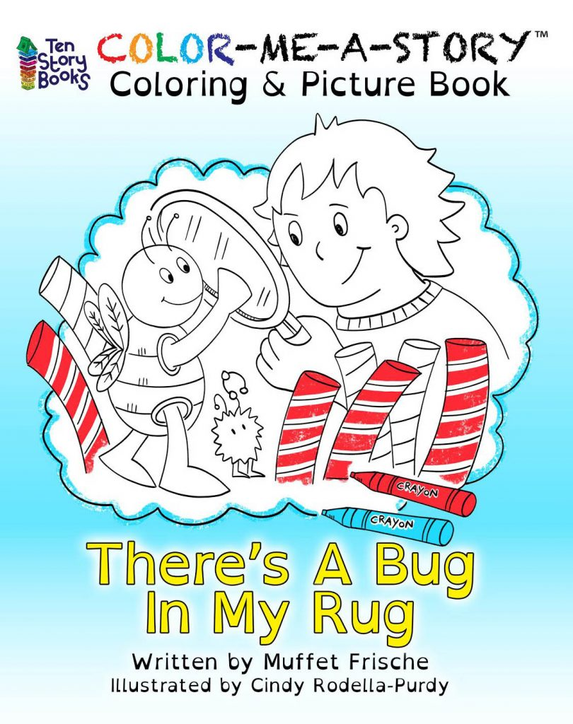Happy Coloring Book Day! – Ten Story Books, LLC